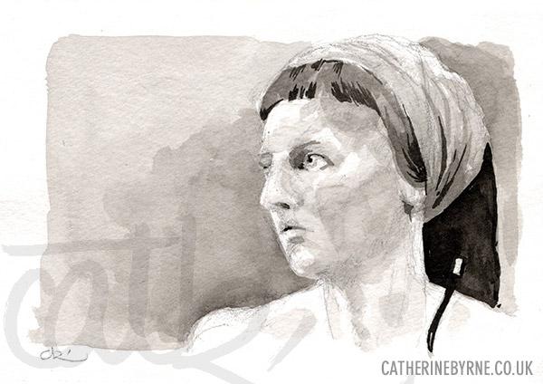 Anita 17 by Cat Byrne