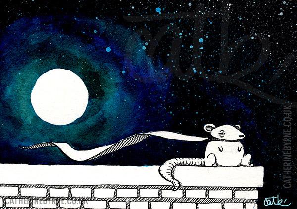 Rat Boy by Cat Byrne