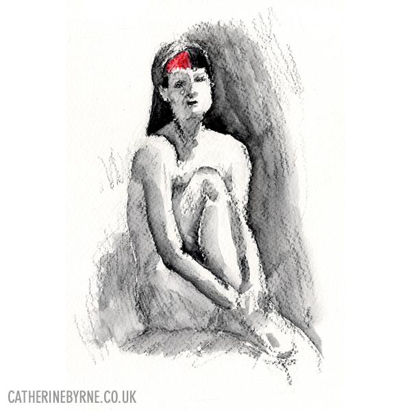 Anita 19 by Cat Byrne