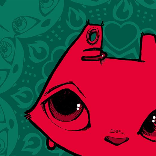 Mizzle comic by Cat Byrne