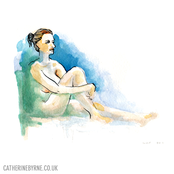 Ola 5 by Cat Byrne