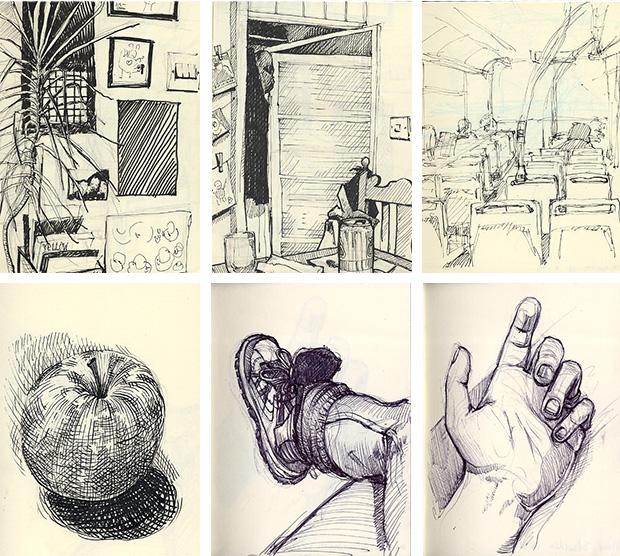 January 2016 sketchdump - randoms