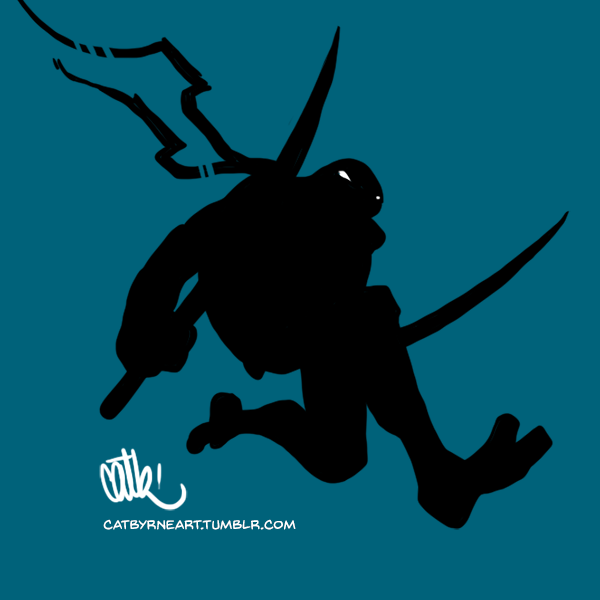 Leaping Leo - 10 minute TMNT by Cat Byrne