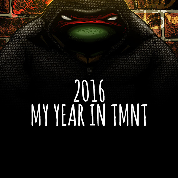 TMNT fan art - 2016 by Cat Byrne
