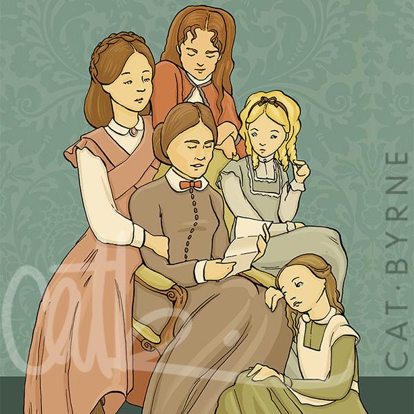 Little Women by Cat Byrne